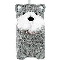 Wärmflasche Scotty Dog mit superweichem Plüsch-Bezug, hochwertiges natürliches Gummi, 1Liter Wärmflasche–bietet... preisvergleich bei billige-tabletten.eu