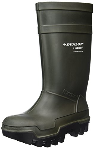 dunlop-c662933-s5-thermo-groen-8-botas-color-verde-talla-eu-42-uk-8-us-9
