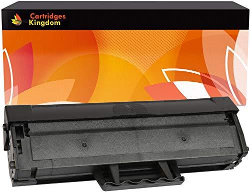 Cartridges Kingdom MLT-D101S Toner compatibile per Samsung ML-2160 ML-2161 ML-2162 ML-2164W ML-2165 ML-2165W ML-2168 ML-2168W SCX-3400 SCX-3405 SCX-3405FW SCX-3405W SCX-3405F SF-760P SF-761P