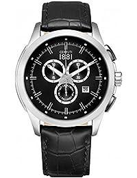 Cerruti 1881 CRA092A222G Reloj de pulsera para hombre
