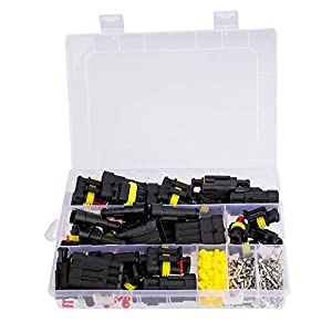 Conector Electrico Impermeable Kit 1/2/3/4