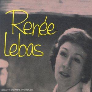 Renee Lebas - Long Box 3 CD : Tire, tire,