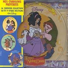 Le Bossu De Notre Dame;Mary Poppins;Pocahontas (Bof)