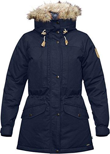 Fjällräven Damen Singi Down Jacket W Daunenjacke, Dark Navy, L