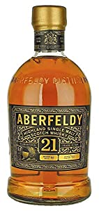 Aberfeldy Aged 21 Years 700ml by John Dewar and Sons Ltd