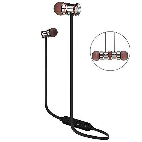 Urvoix cuffie Bluetooth, wireless Headset sport auricolari auricolari con microfono per outdoor running workout