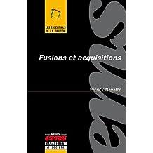 Fusions et acquisitions