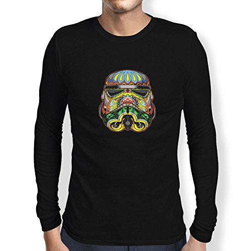 Texlab Art Trooper - Herren Langarm T-Shirt, Größe -