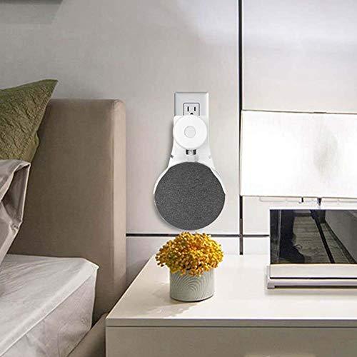Cossll498 Smart Speaker Wandhalterung Kompatibel für Google Home Mini Voice Assistant Blau (Deco-tv-ständer)