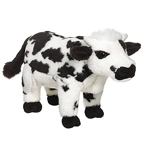 Webkinz Signature Normandy Cow Plush Toy Sealed with Adoption Code by Webkinz