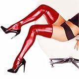 iiniim Negro/Dorado/Rojo Atractiva Mujer...