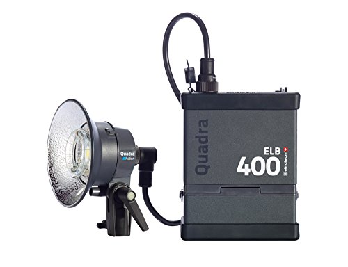 Elinchrom Quadra ELB 400 (Photo Slave Flash)