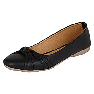 Ziaula Women and Girls Synthetic Belly Shoe