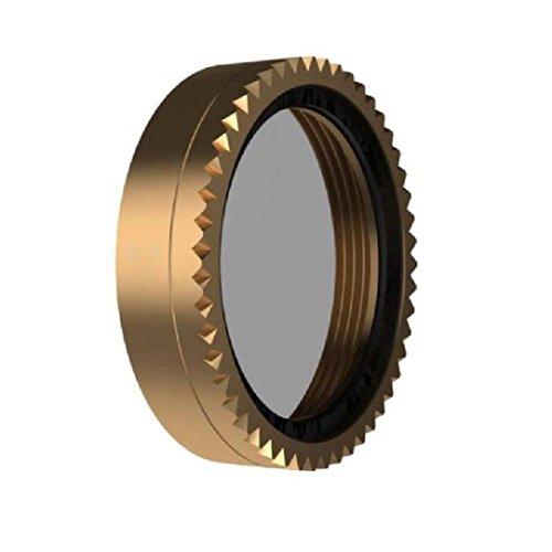 Hunpta@ Filter Set für DJI Mavic Air,HD ND4/ND8/ND16 CPL UVFilter,Hergestellt aus Mehrfachbeschichteten wasserdichten Aluminiumlegierung Rahmen Optischen Glas (Gold)