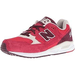 NBM530RAA.Scarpa lifestyle Uomo.Red.8,5