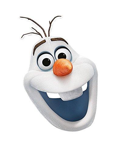 Disney Frozen Olaf Maske