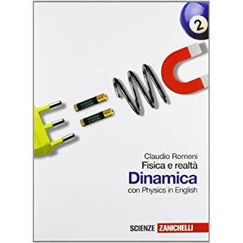 Fisica E Realtà. Dinamica. Con Physics In English. Per Le Scuole Superiori. Con Espansione Online