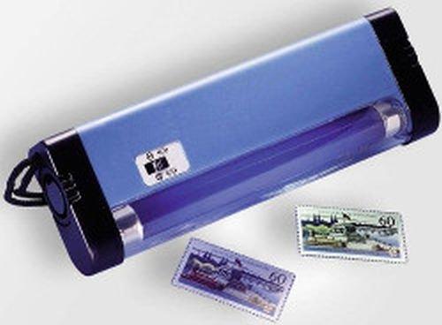 Preisvergleich Produktbild Goldhahn LEUCHTTURM UV-Handlampe zur Fluoreszenzbestimmung - Briefmarken für Sammler