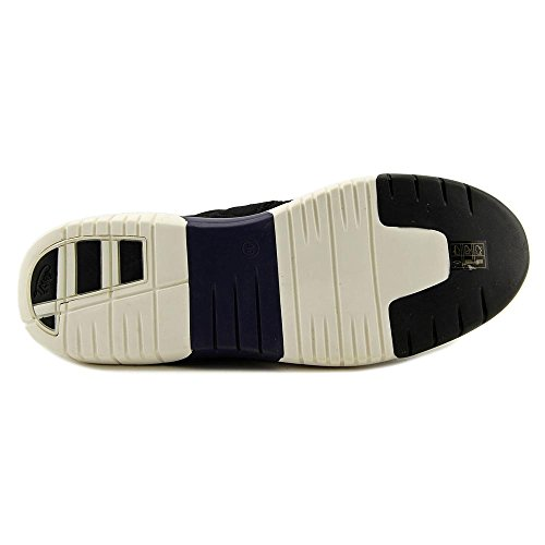 Ash Soda Damen Textile Turnschuhe Black/Blue/Old