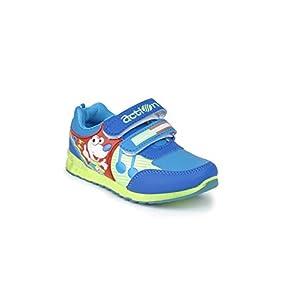 Action Shoes Dotcom Kids Sports Shoes Ks-569-Blue