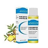 Angmile Natural Ginger Essential Hair Oil fördert das Haarwachstum Pflegende Kopfhaut Anti-Haarausfall Essential Liquid