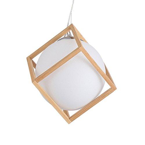 Mode Persönlichkeit Kronleuchter, Moderne Kreative Persönlichkeit Restaurant Coffee Shop Glas Lampe Cover Lampe, Schlafzimmer Wohnzimmer Deckenleuchte (Size : 17.5 * 30.5CM) -