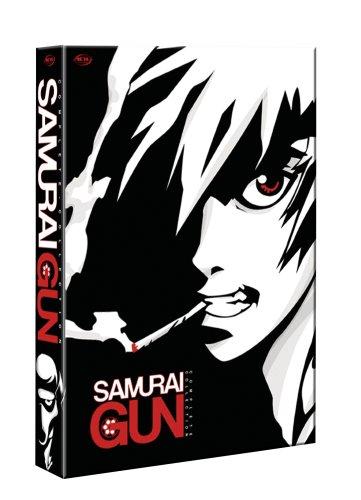 Samurai Gun - Complete Collection [Special Edition] [4 DVDs]