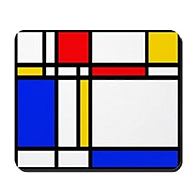 CafePress - Modern Art' - Non-slip Rubber Mousepad, Gaming Mouse Pad from CafePress