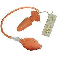 Gopaldas - ZBF 6700007194 - Plug anal extensible avec vibration