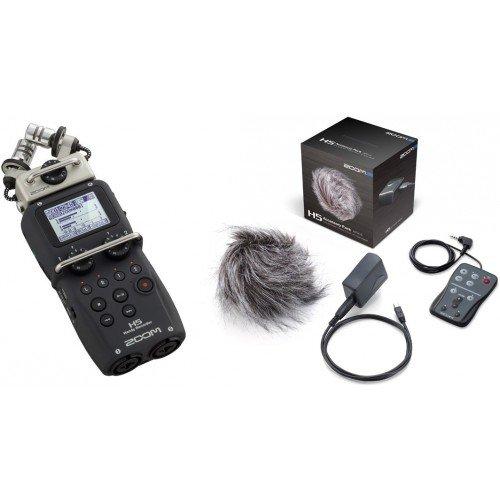 Zoom H5 + kit accessori APH-5, set registrazione digitale