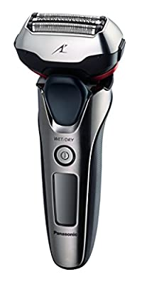 Panasonic ES-LT2N Three Blade Wet and Dry Electric Shaver with Sensor Shaving Technology