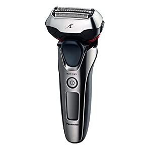 Panasonic ES-LT2N Wet & Dry Electric 3-Blade Shaver for Men