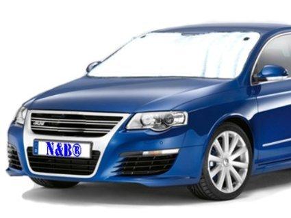 N & B® Frontscheibenabdeckung für Limousine Cars, geeignet für i.e. VW Passat
