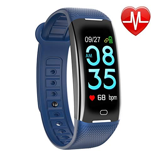 karseen fitness tracker smart watch h3 blu