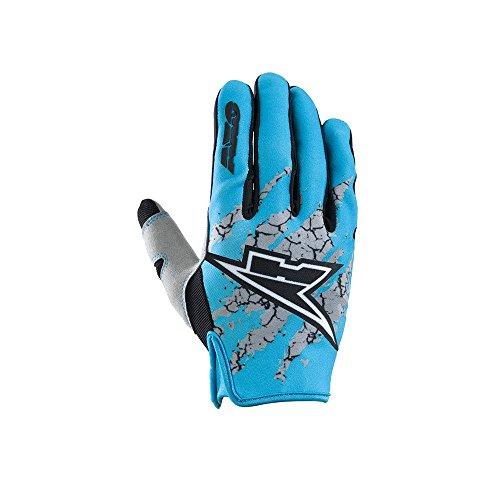 Axo Handschuhe SX evo, hellblau, Größe XL