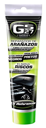 REPARADOR DE ARAÑAZOS NEGRO 150g