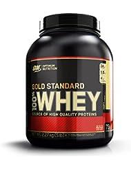 Optimum Nutrition Whey Gold Standard Protein, French Vanilla Cream, 1er Pack (1 x 2,3kg)