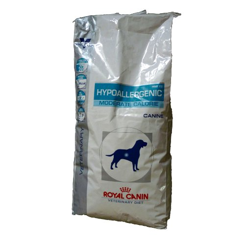 Royal Canin VET DIET Hypoallergenic moderate energy 14 kg