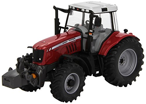 Preisvergleich Produktbild RC2 (Learning Curve) Britains 1:32 42501 - Massey Fergusson 7580 Traktor