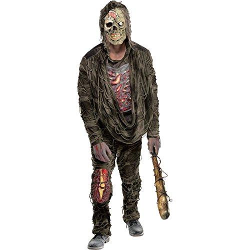 Amscan Verwesender Zombie Halloween Kostüm -