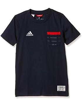 adidas Kinder Fan-t-shirt All Bleus 16