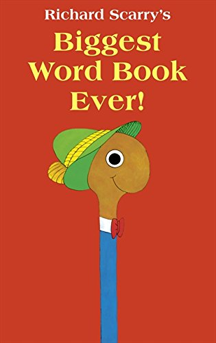Biggest Word Book Ever por Richard Scarry