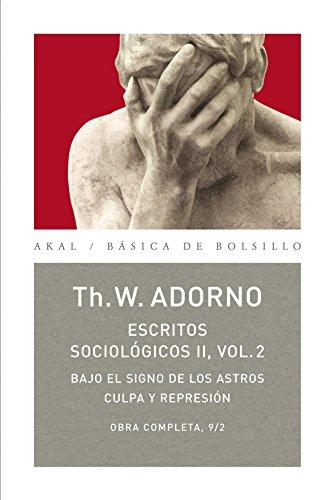 Escritos sociológicos II, 2: Obra completa 9/2 (Básica de Bolsillo)
