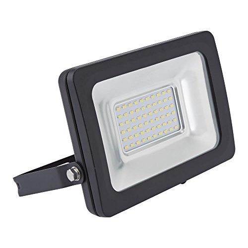 Biard LED 30W Flutlicht - Moderner SMD Flutlichtstrahler - 120° Strahlungswinkel - Scheinwerfer in Warmweiß