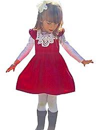 831e3338b HCFKJ Ropa De Bebé NiñA Para NiñOs PequeñOs Vestidos De Fiesta De Princesa  ...