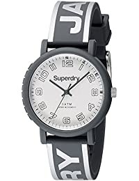 Superdry Analog Grey Dial Women's Watch-SYL196EE