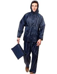Benjoy Rain suit 100% waterproof Blue