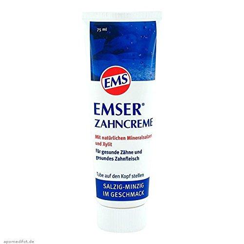 EMSER Zahncreme 75 ml Creme