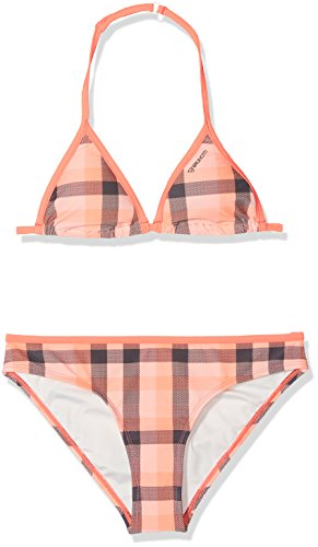 Brunotti Mädchen Nerry JR Girls Bikini, Electric Pink, 176