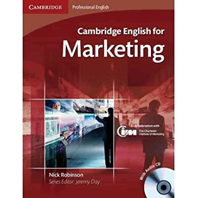Cambridge English For Marketing Pdf